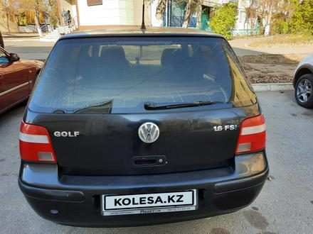 Volkswagen Golf 2003 года за 2 100 000 тг. в Рудный – фото 3