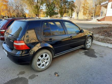 Volkswagen Golf 2003 года за 2 100 000 тг. в Рудный – фото 4