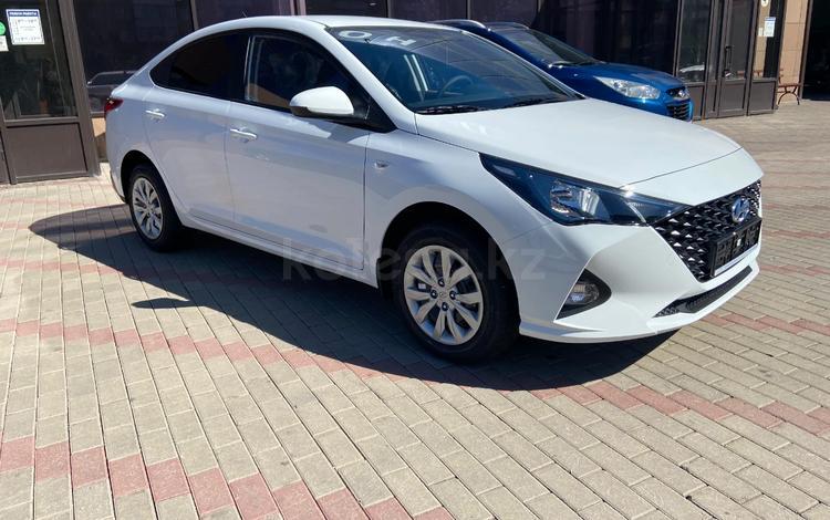 Hyundai Accent 2021 года за 8 200 000 тг. в Караганда