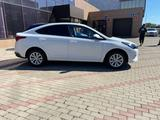 Hyundai Accent 2021 года за 8 200 000 тг. в Караганда – фото 4