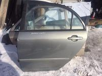 Дверь задняя левая Toyota Corolla USA за 55 000 тг. в Семей
