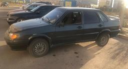 ВАЗ (Lada) 2115 (седан) 2007 года за 950 000 тг. в Шымкент – фото 2