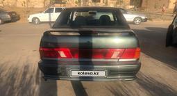 ВАЗ (Lada) 2115 (седан) 2007 года за 950 000 тг. в Шымкент – фото 4