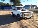 ВАЗ (Lada) 2121 Нива 2002 года за 650 000 тг. в Уральск