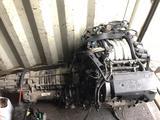 Двигатель Audi а6 объём 2.8 в Алматы – фото 3