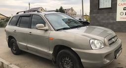 Hyundai Santa Fe 2008 года за 1 550 000 тг. в Уральск – фото 5