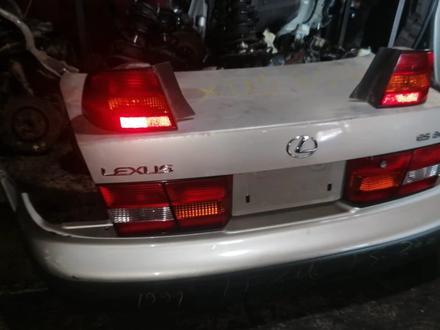 Lexus Es 300 Задний бампер оригинал за 2 878 тг. в Алматы – фото 4