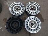 Оригинальные, очень лёгкие, алюминиевые диски на BMW 5 е39 (Германия за 50 000 тг. в Нур-Султан (Астана)