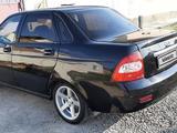ВАЗ (Lada) 2170 (седан) 2012 года за 1 800 000 тг. в Туркестан – фото 5