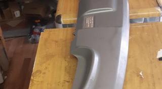 Бампер защита задняя накладка молдинг бампера губа бампера за 30 000 тг. в Алматы