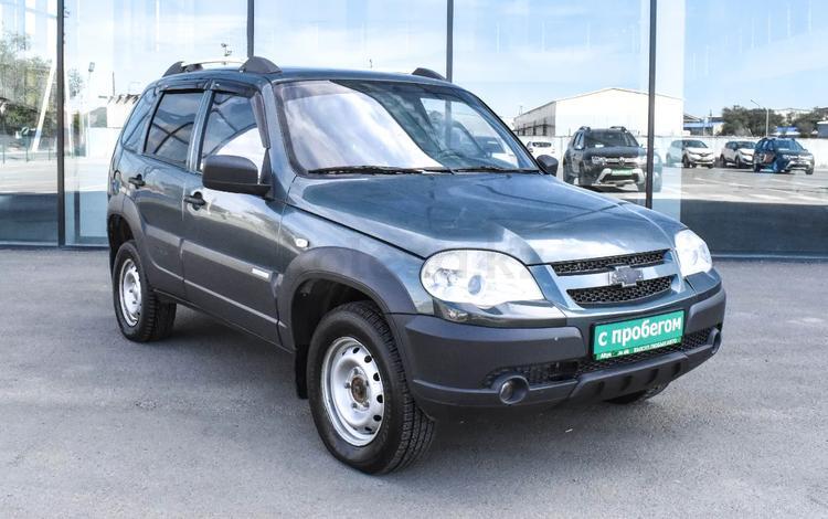 Chevrolet Niva 2015 года за 2 490 000 тг. в Атырау
