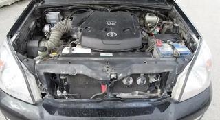 Двигатель Toyota Land Cruiser Prado 120 1GR-FE 2002-2009 за 790 000 тг. в Алматы