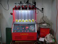 Промывка, Чистка, тестирование бензиновых форсунок в Костанай