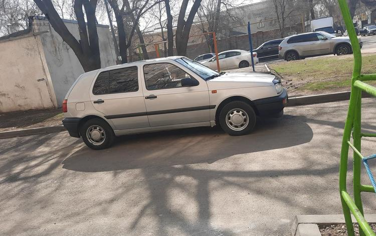 Volkswagen Golf 1992 года за 1 800 000 тг. в Алматы