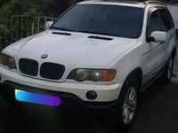 BMW X5 2001 года за 4 100 000 тг. в Алматы