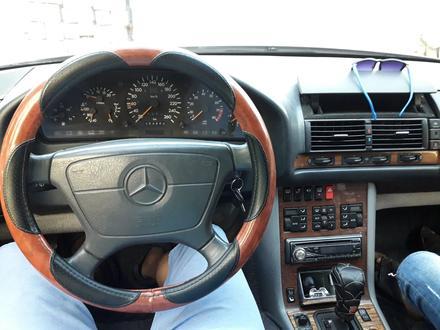 Mercedes-Benz S 600 1992 года за 2 500 000 тг. в Тараз – фото 6