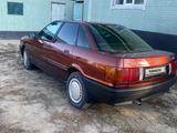 Audi 80 1990 года за 1 200 000 тг. в Алматы – фото 4