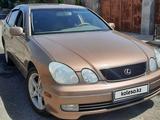 Lexus GS 300 2000 года за 3 500 000 тг. в Жанаозен – фото 5