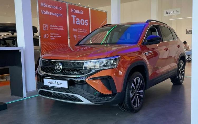 Volkswagen Taos JOY (2WD) 2021 года за 14 100 000 тг. в Уральск