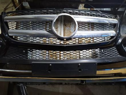 Бампер передний на Mercedes-Benz GL w166 за 370 000 тг. в Алматы – фото 2