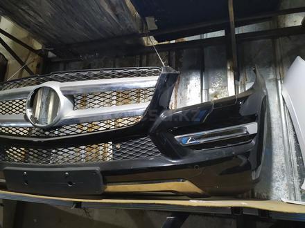 Бампер передний на Mercedes-Benz GL w166 за 370 000 тг. в Алматы – фото 3