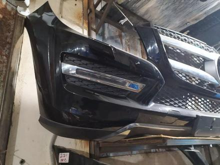 Бампер передний на Mercedes-Benz GL w166 за 370 000 тг. в Алматы – фото 4