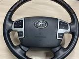 Руль Toyota Land Cruiser 200 за 130 000 тг. в Алматы