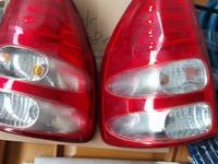 Задние фонари Toyota Land Cruiser Prado 120 за 23 000 тг. в Петропавловск