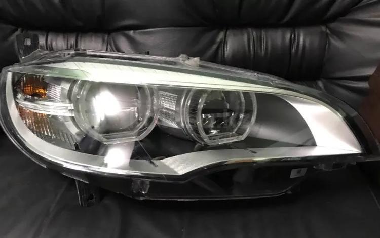 Фара правая LED x6 e71 BMW за 600 000 тг. в Алматы