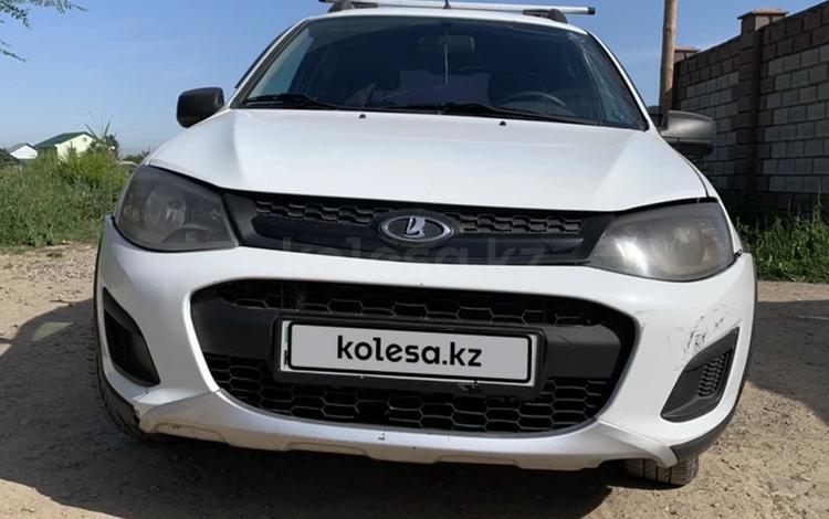 ВАЗ (Lada) Kalina 2194 (универсал) 2015 года за 1 800 000 тг. в Алматы
