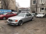 Mercedes-Benz S 600 1994 года за 2 600 000 тг. в Алматы – фото 2