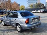 Chevrolet Lanos 2008 года за 620 000 тг. в Семей
