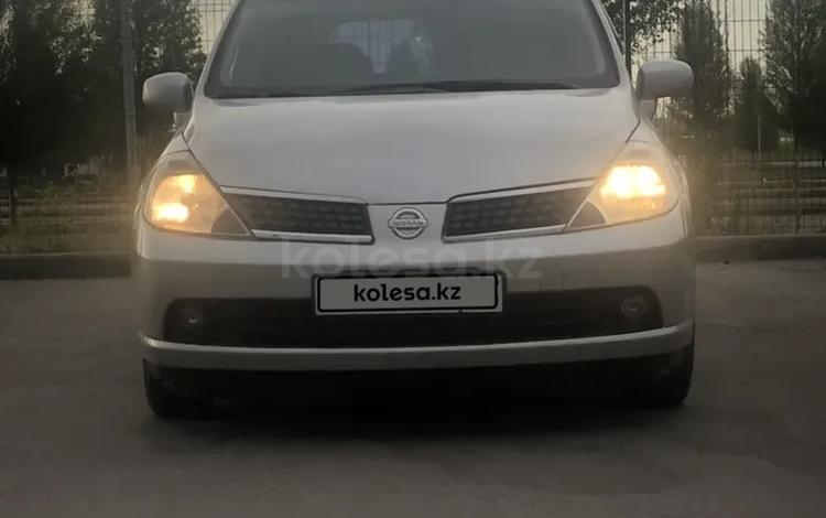 Nissan Tiida 2007 года за 3 050 000 тг. в Алматы