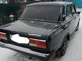 ВАЗ (Lada) 2107 2012 года за 1 100 000 тг. в Усть-Каменогорск – фото 4