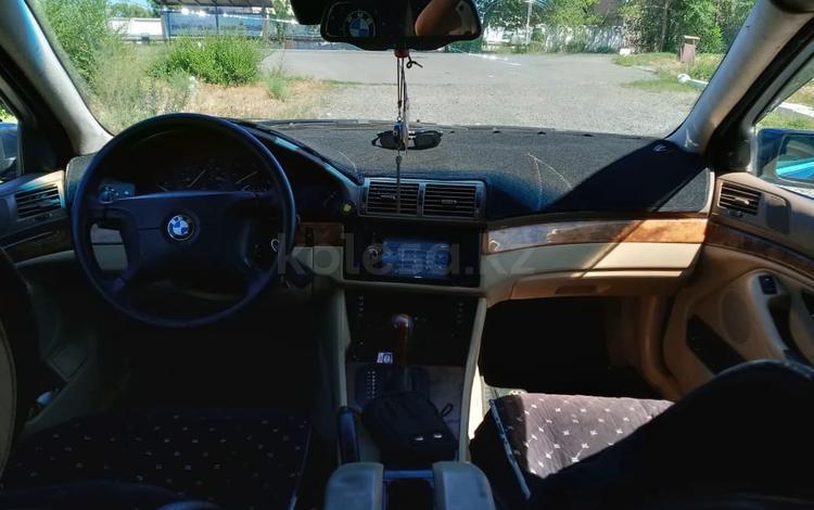 BMW 528 1997 года за 1 700 000 тг. в Талдыкорган