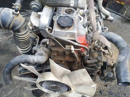 Двигатель Митсубиси Делика 4м40 за 111 тг. в Алматы – фото 2