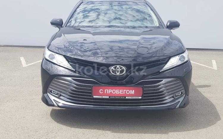 Toyota Camry 2018 года за 14 500 000 тг. в Актау