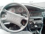 Audi 100 1989 года за 900 000 тг. в Шу – фото 3