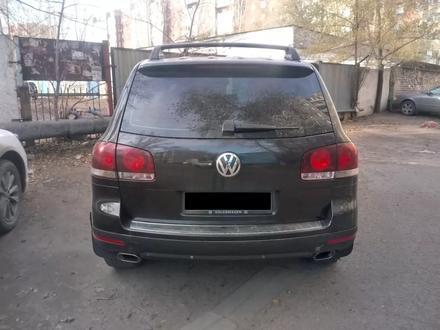 Volkswagen Touareg 2007 года за 3 600 000 тг. в Павлодар – фото 5
