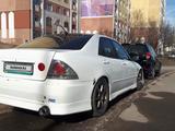 Toyota Altezza 1999 года за 2 900 000 тг. в Алматы – фото 4