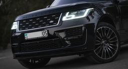 Land Rover Range Rover 2014 года за 31 000 000 тг. в Алматы – фото 2