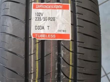 235-55-20 Bridgestone Dueler HL d33aaz за 62 000 тг. в Алматы