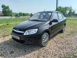 ВАЗ (Lada) Granta 2190 (седан) 2013 года за 2 450 000 тг. в Петропавловск – фото 2