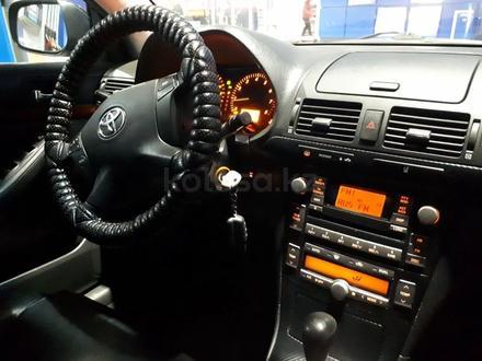 Toyota Avensis 2007 года за 4 400 000 тг. в Караганда – фото 11