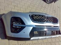 Бампер Kia Sportage 4 (новый оригинал) за 85 000 тг. в Шымкент