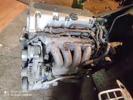 Контрактный двигатель K24A за 225 000 тг. в Алматы – фото 3