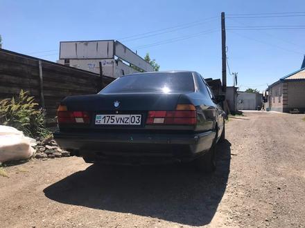 BMW 730 1991 года за 900 000 тг. в Нур-Султан (Астана) – фото 7