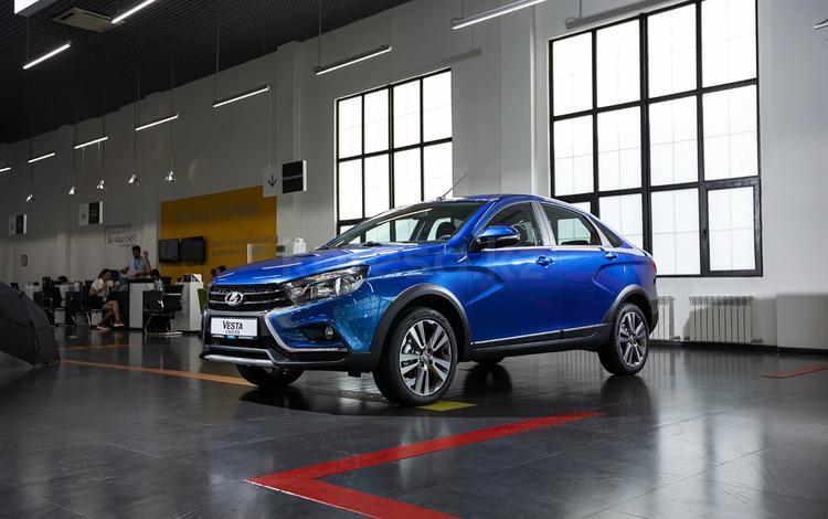 ВАЗ (Lada) Vesta Cross Comfort 2021 года за 6 510 000 тг. в Актау