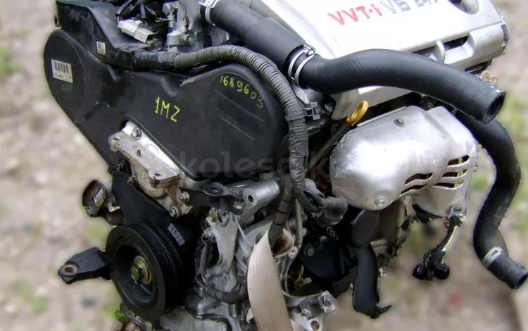 Двигатель тойота камри за 1 500 тг. в Уральск