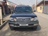 Lexus LX 470 2000 года за 7 200 000 тг. в Усть-Каменогорск